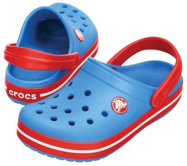Crocs Sandále Crocband II modré 25254ea2a1a