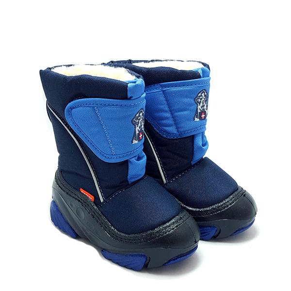 Demar Chlapčenské snehule Doggy D - modré e07dc75c78