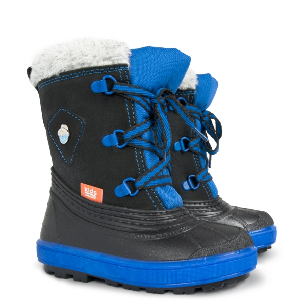 Demar Detské snehule Billy A - modré 7b3c44b95d