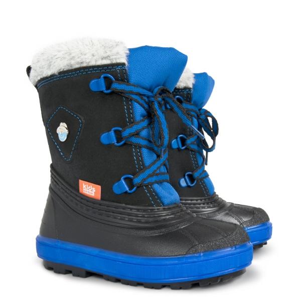 9cf3ed048e615 Demar Detské snehule Billy A - modré, EUR 32/33 | BabyRecenzie.sk