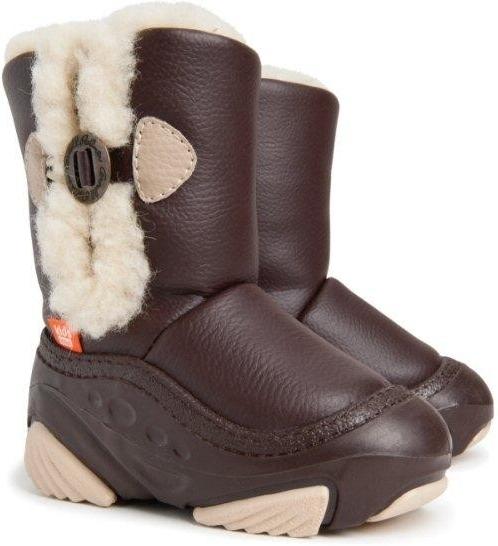 Demar Detské snehule Emu B - hnedé 99982acd17