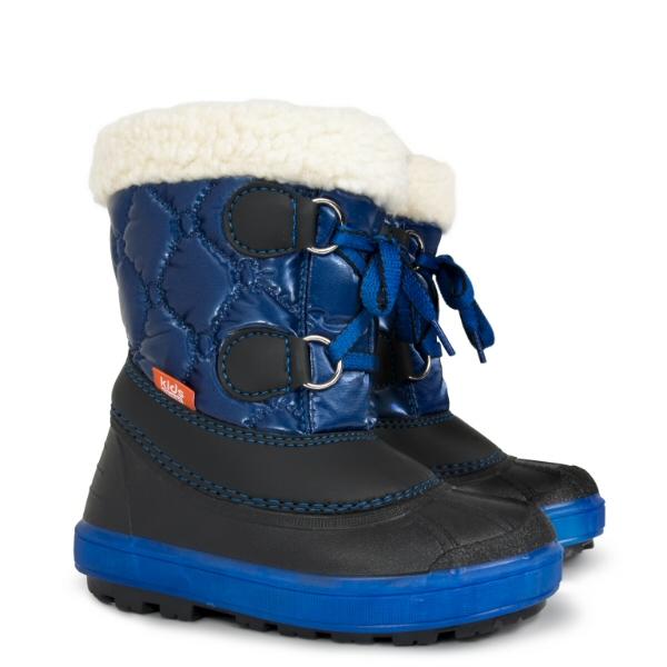 16b24051a2a Demar Detské snehule Furry A - modré