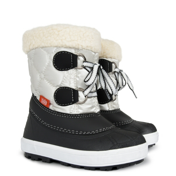 Demar Detské snehule Furry C - biele 8c7b0cc250