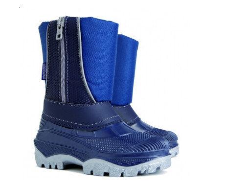 Demar Detské zimné snehule Cristal - modré 1ac52c9789