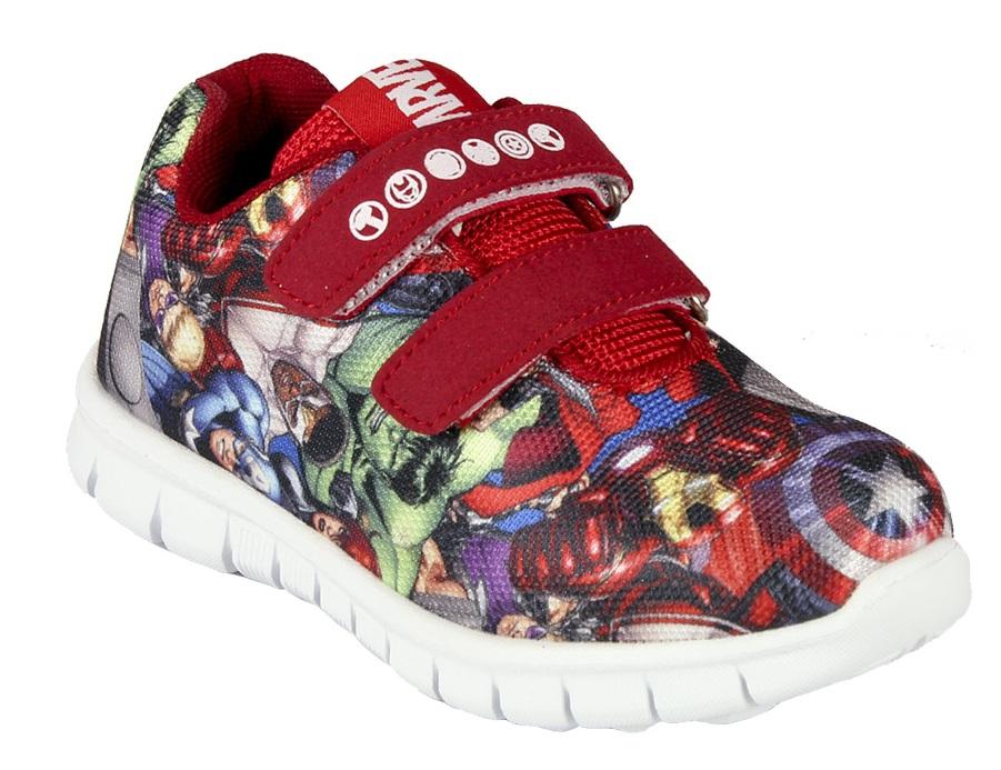 d5337f47e7 Disney Brand Chlapčenské tenisky Avengers - farebné