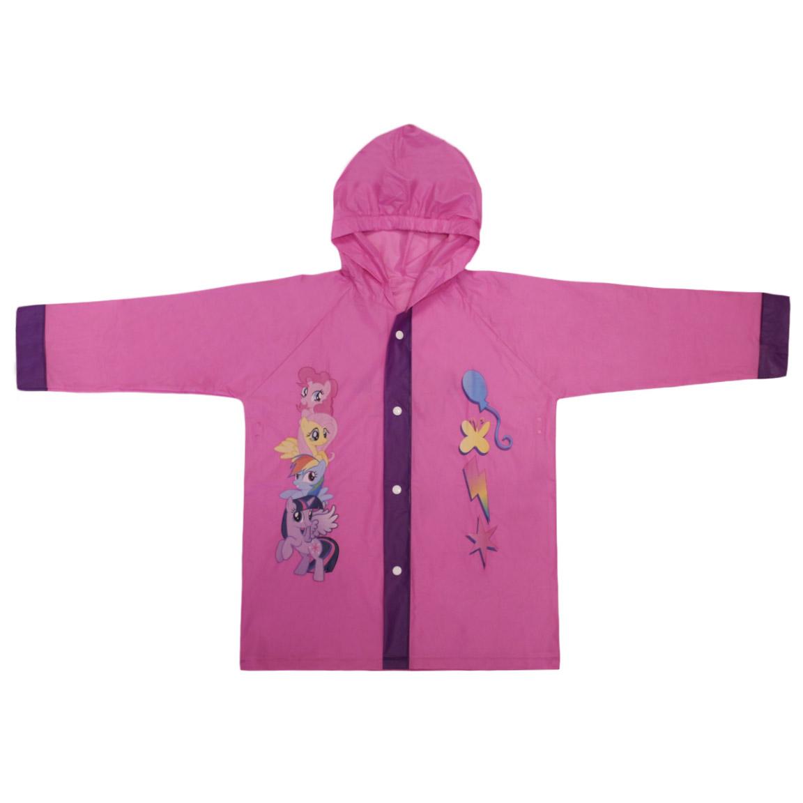 Disney Brand Dievčenská pláštenka My Little Pony ccd0231877c