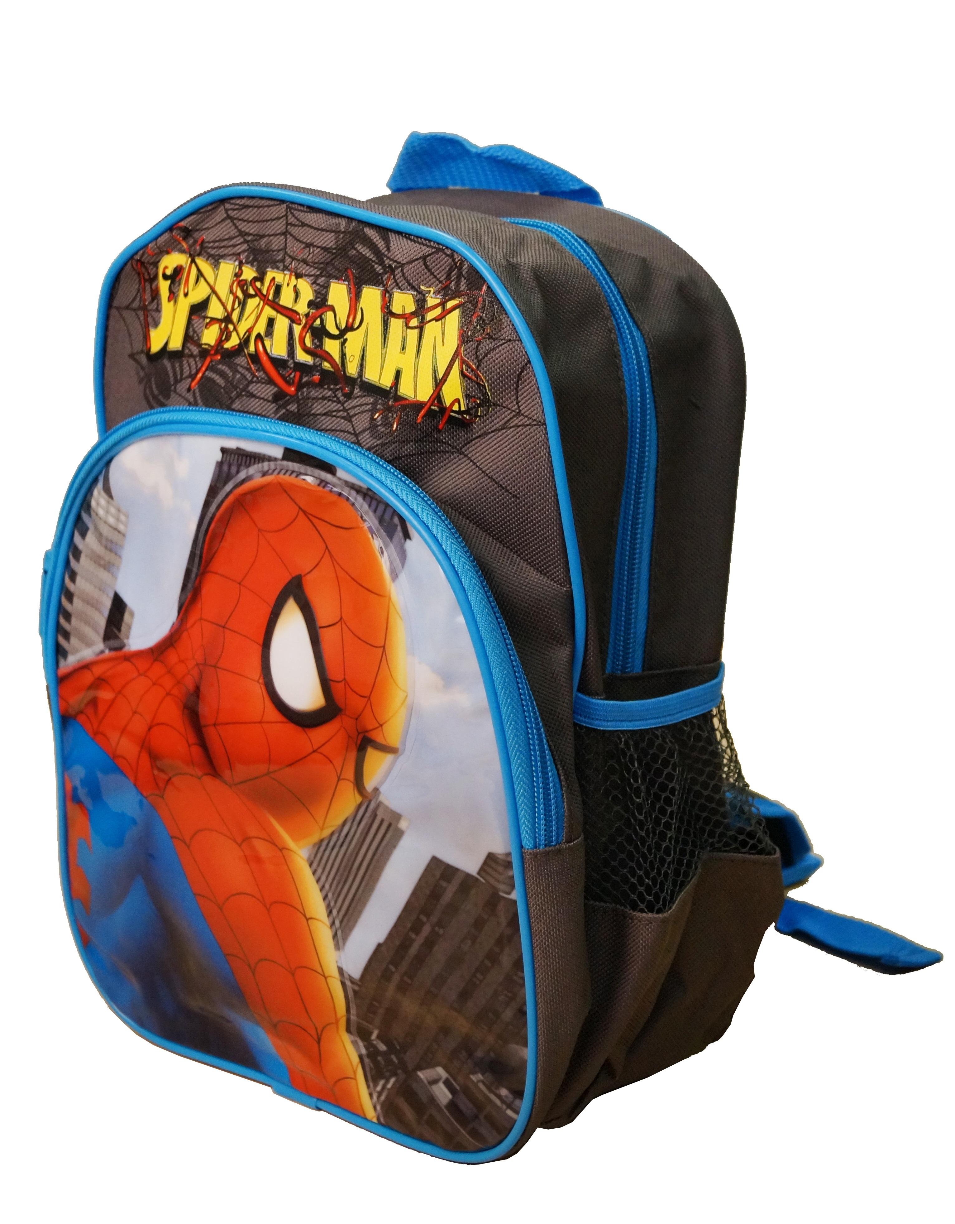 Disney Chlapčenský školský batoh Spiderman  646b198fa6