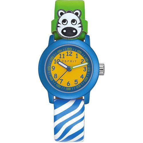 Esprit Chlapčenské hodinky ES-Cutie Face Green ES106414032 ... 78218293c17