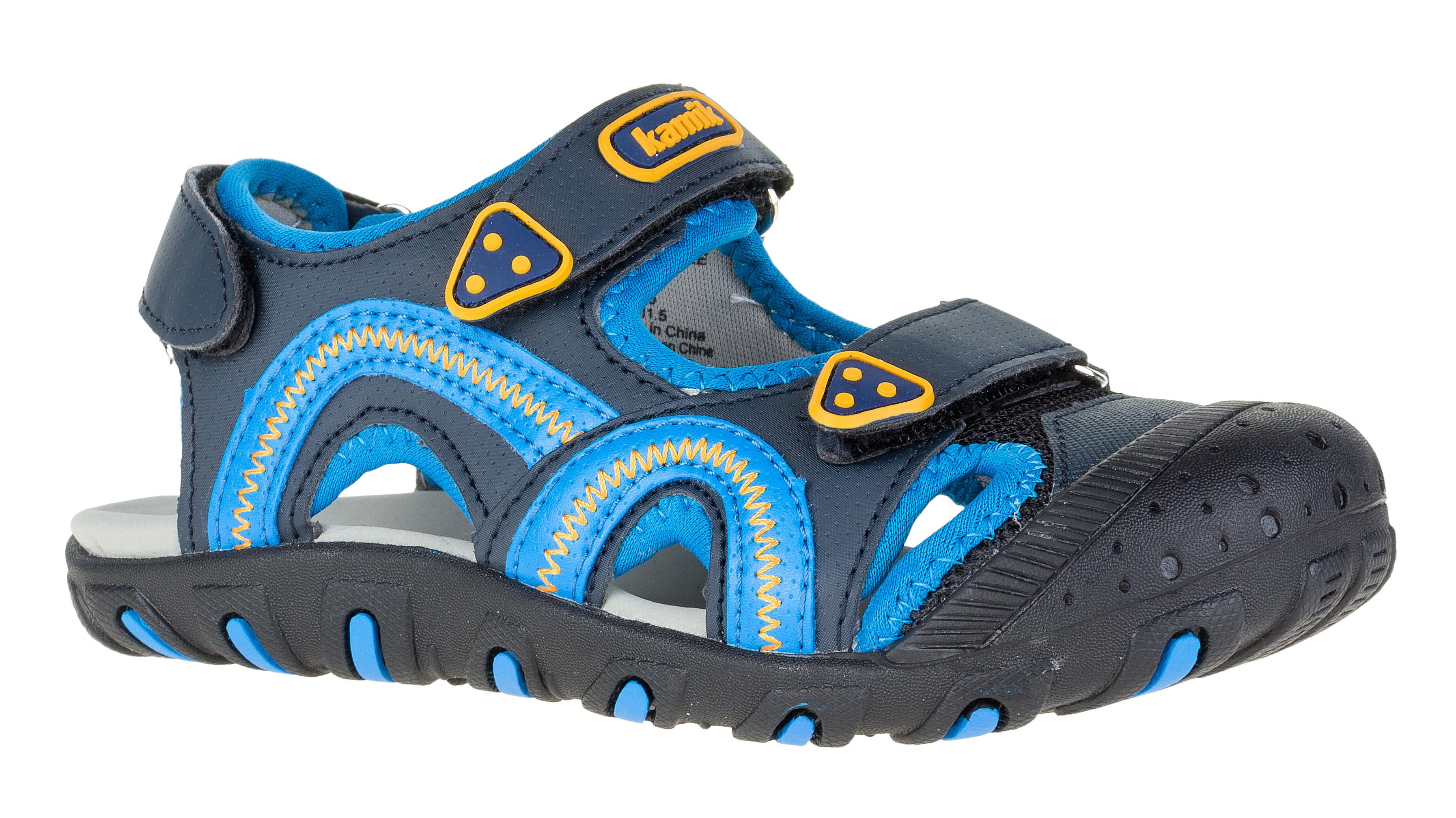 Kamik Chlapčenské sandále - tmavo modré 0e5cc7eb45