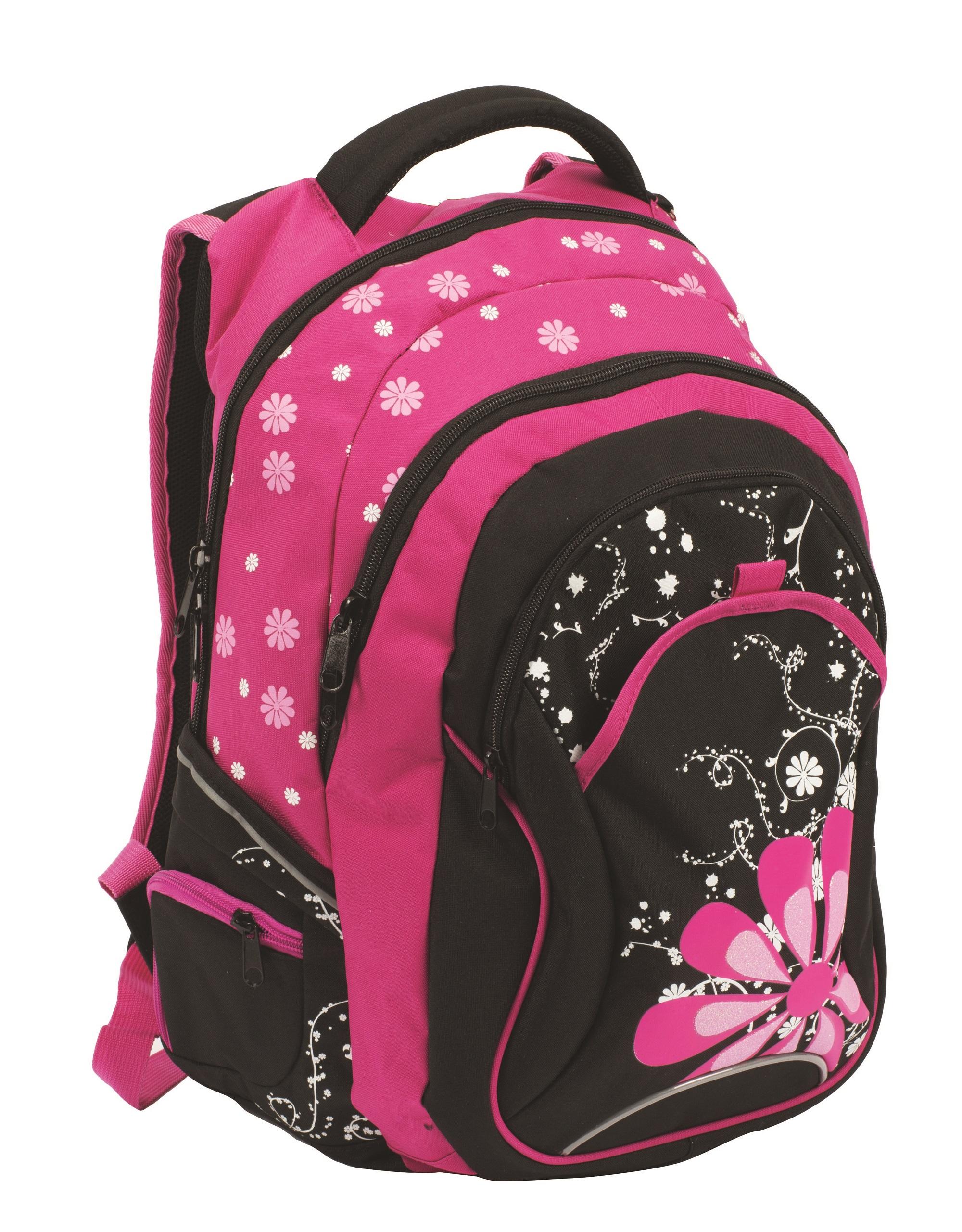 63ac2599bb Karton P+P Anatomický batoh OXY Fashion - ružový