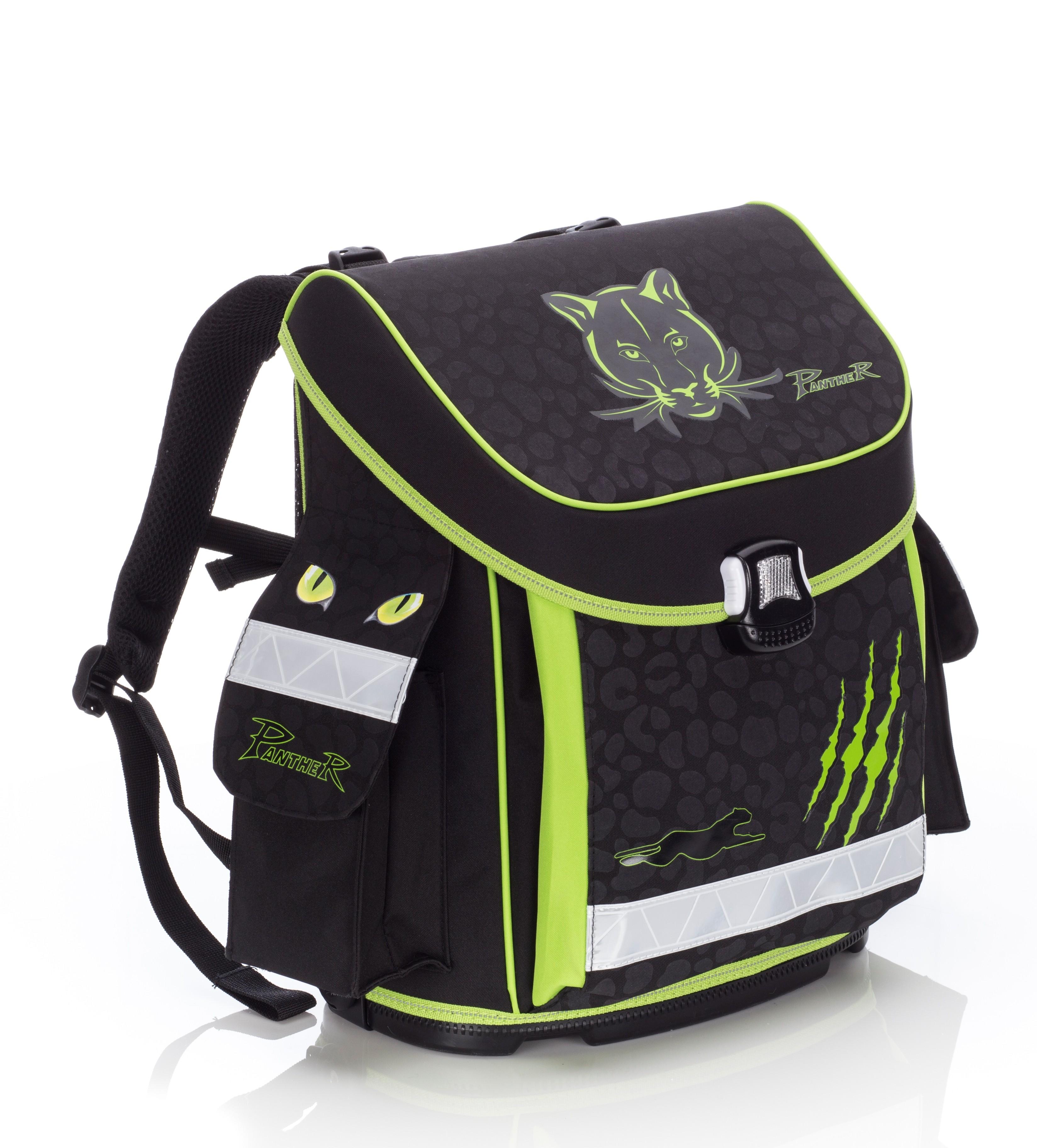 df3ee30b59 Karton P+P Školský batoh Premium Flexi Panther
