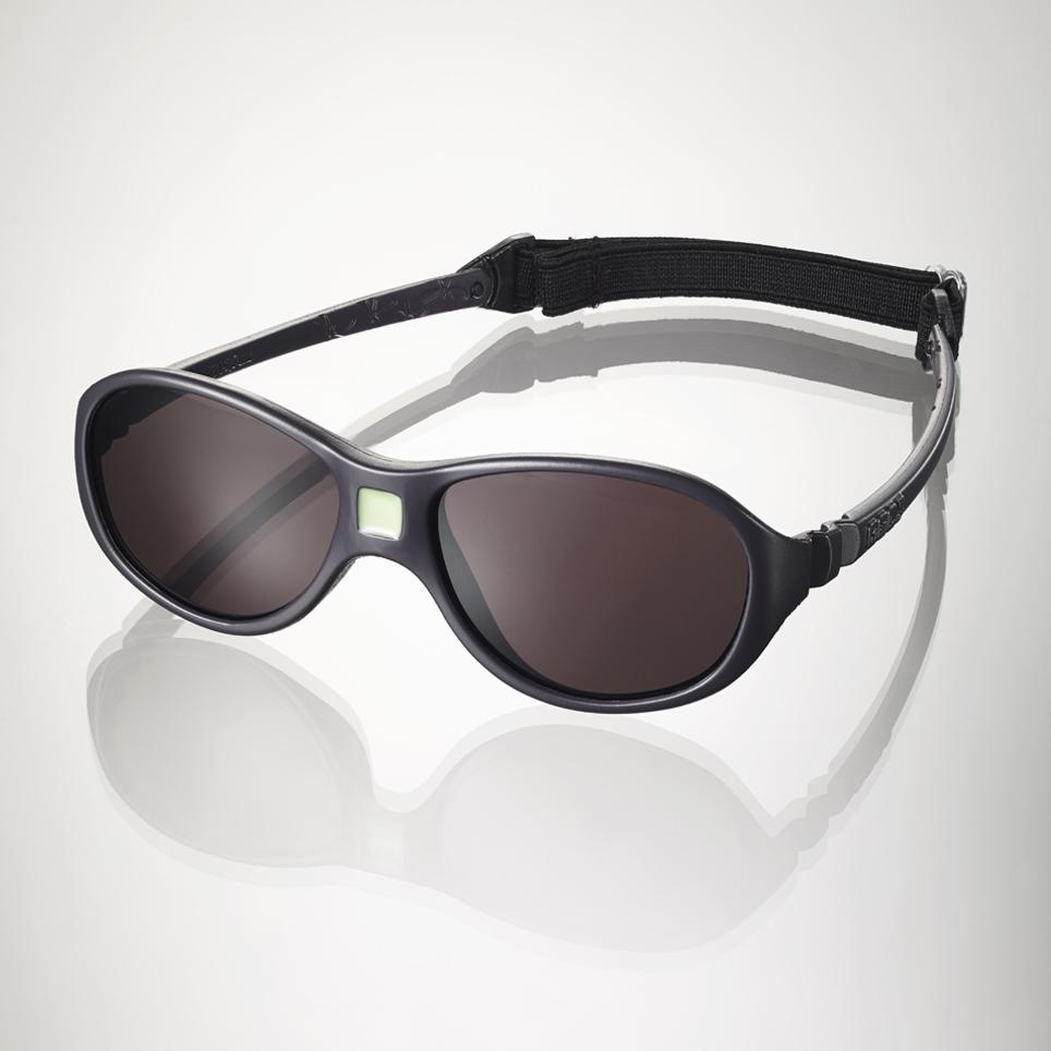 Ki ET LA Chlapčenské slnečné okuliare JokaKi (12-30 mesiacov) - tmavo sivé 4f7080fd77a
