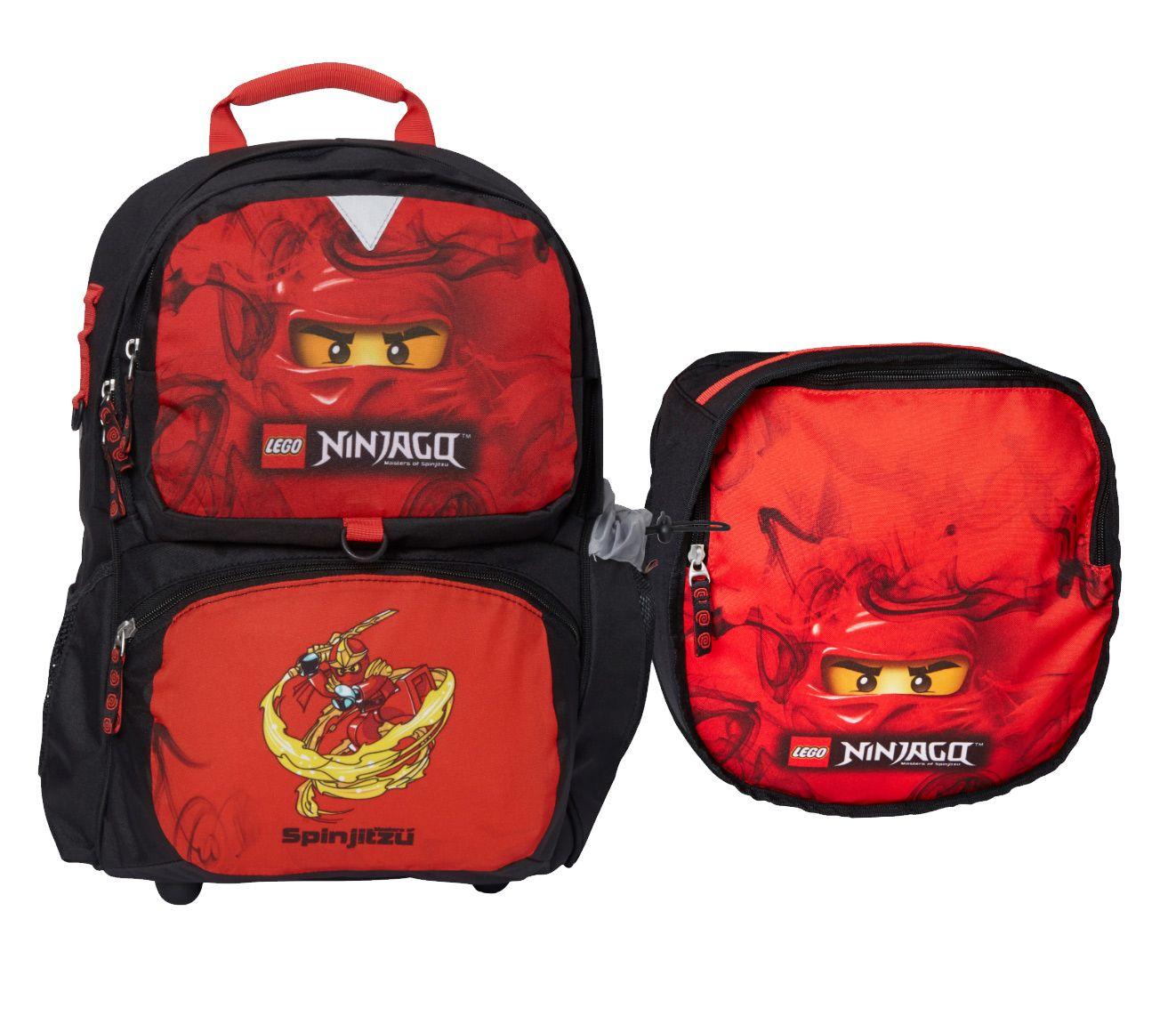 7d5e6ca3aa LEGO Bags Ninjago Kai Freshmen - školská aktovka