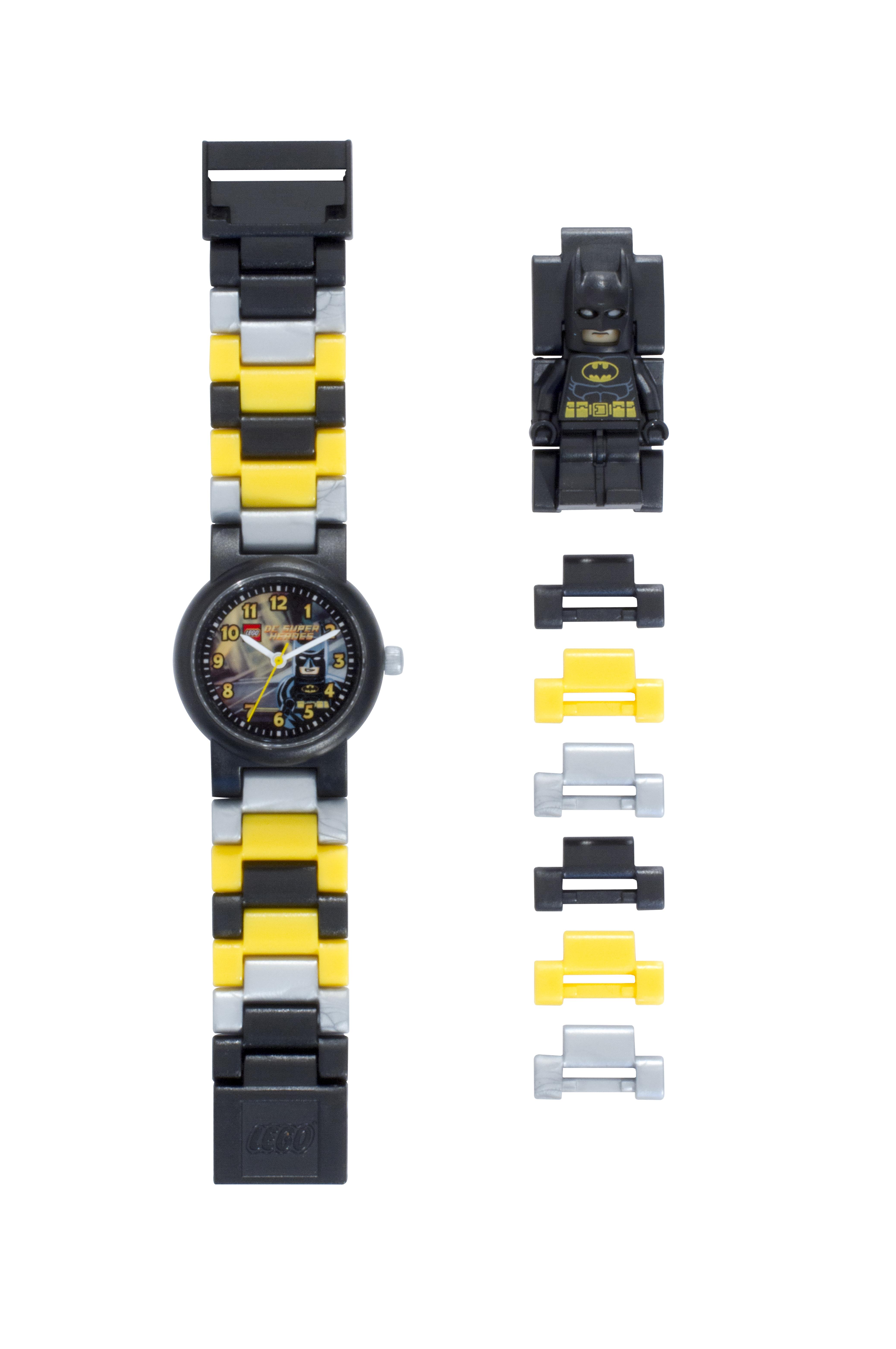 LEGO® Chlapčenské hodinky DC Super Heroes Batman - farebné ... c4d2d481d65