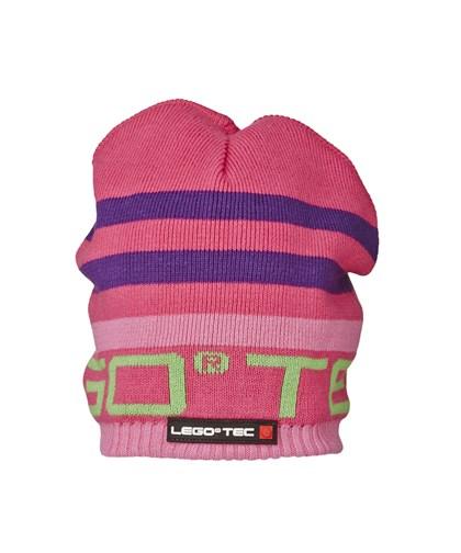 0b0639ded LEGO® wear Dievčenská zimná čiapka Aston - ružová, 52 cm ...