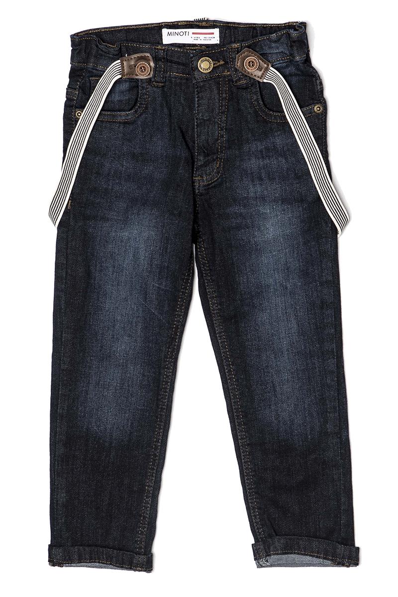 212cd90a65d9 Minoti Chlapčenské džínsové nohavice Cool 2 - modré
