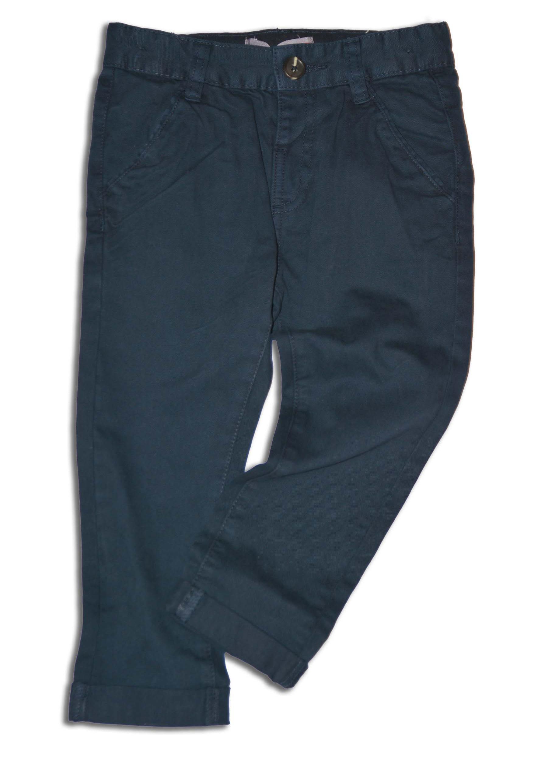 2393a6d01fdf Minoti Chlapčenské nohavice Flag - tmavo modré
