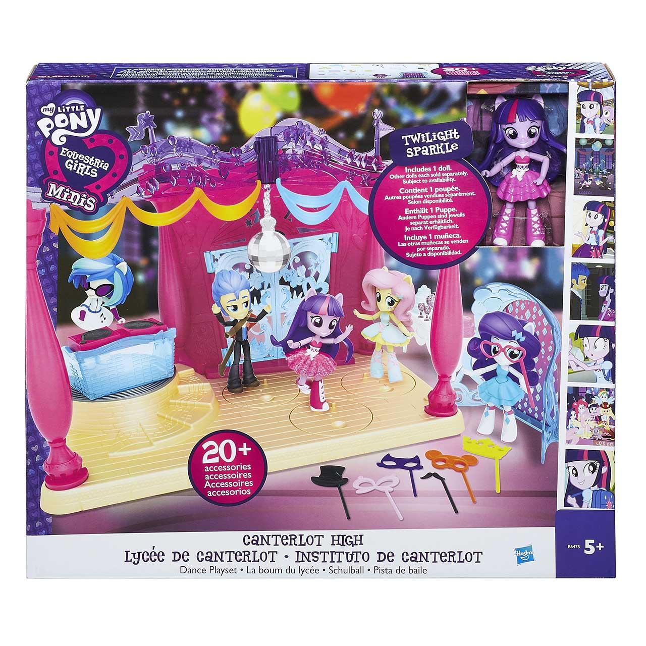 8c98c5626ac5 My Little Pony EG malé bábiky hracie súpravy