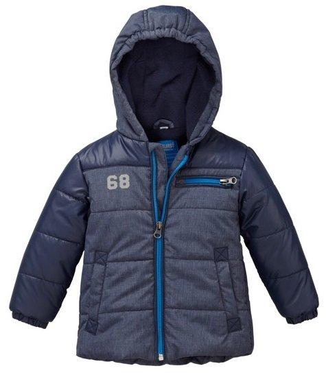 Nickel sportswear Chlapčenská prešívaná bunda 68 - sivá d0d1c66d19e