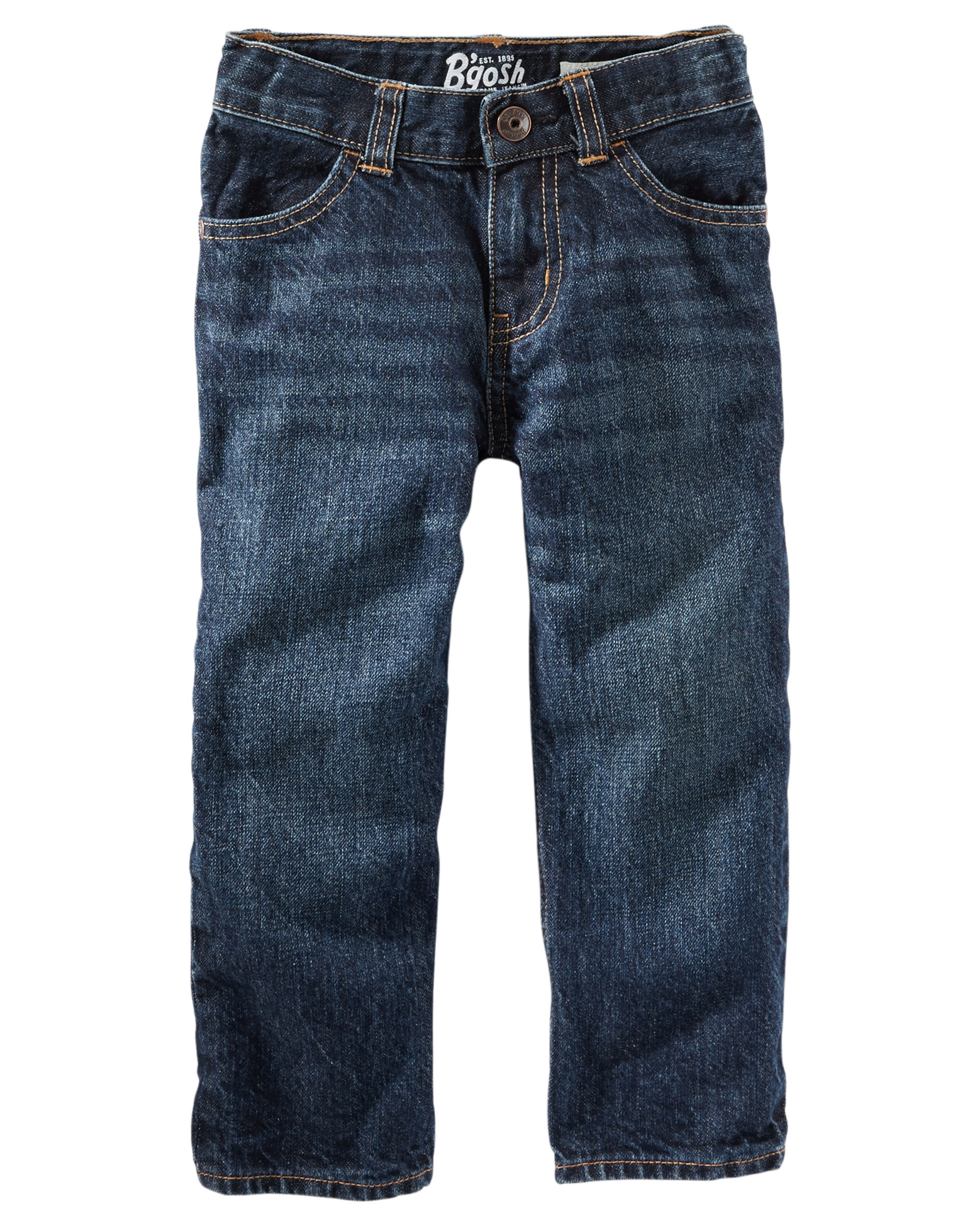 aa6d499818a3 Oshkosh Detské džínsové nohavice modré