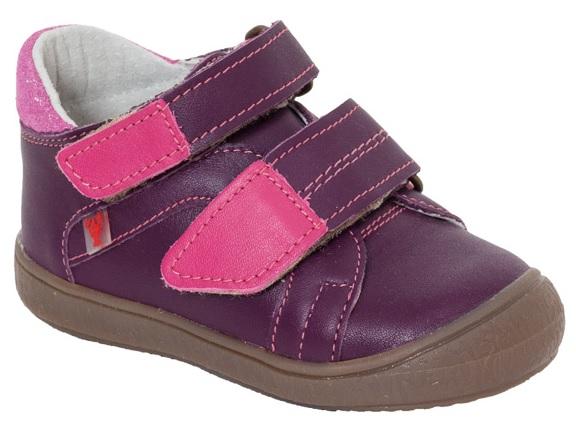 c6fbd9e6b9c1 RAK Dievčenské členkové tenisky Alison - ružovo-fialové