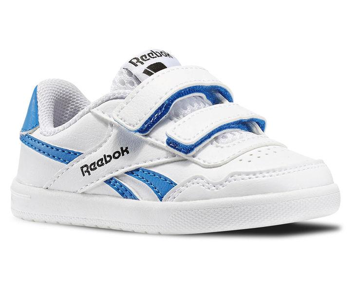e93a0a2a1e332 Reebok Detské tenisky Royal Effect - modro-biele, EUR 20 ...