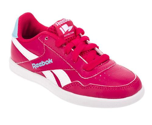 71d85ed0e6fb9 Reebok Dievčenské botasky Royal Effect ružovo - biele, EUR 31 ...