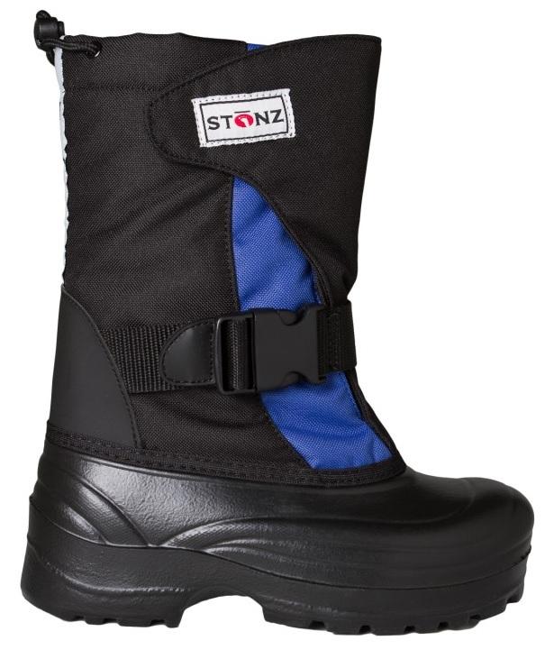 30c1155c8e Stonz Chlapčenské zimné trekové topánky - modré