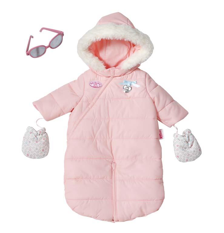 Zapf Creation Baby Annabell ® Zimná súprava 2v1  d5132647edf